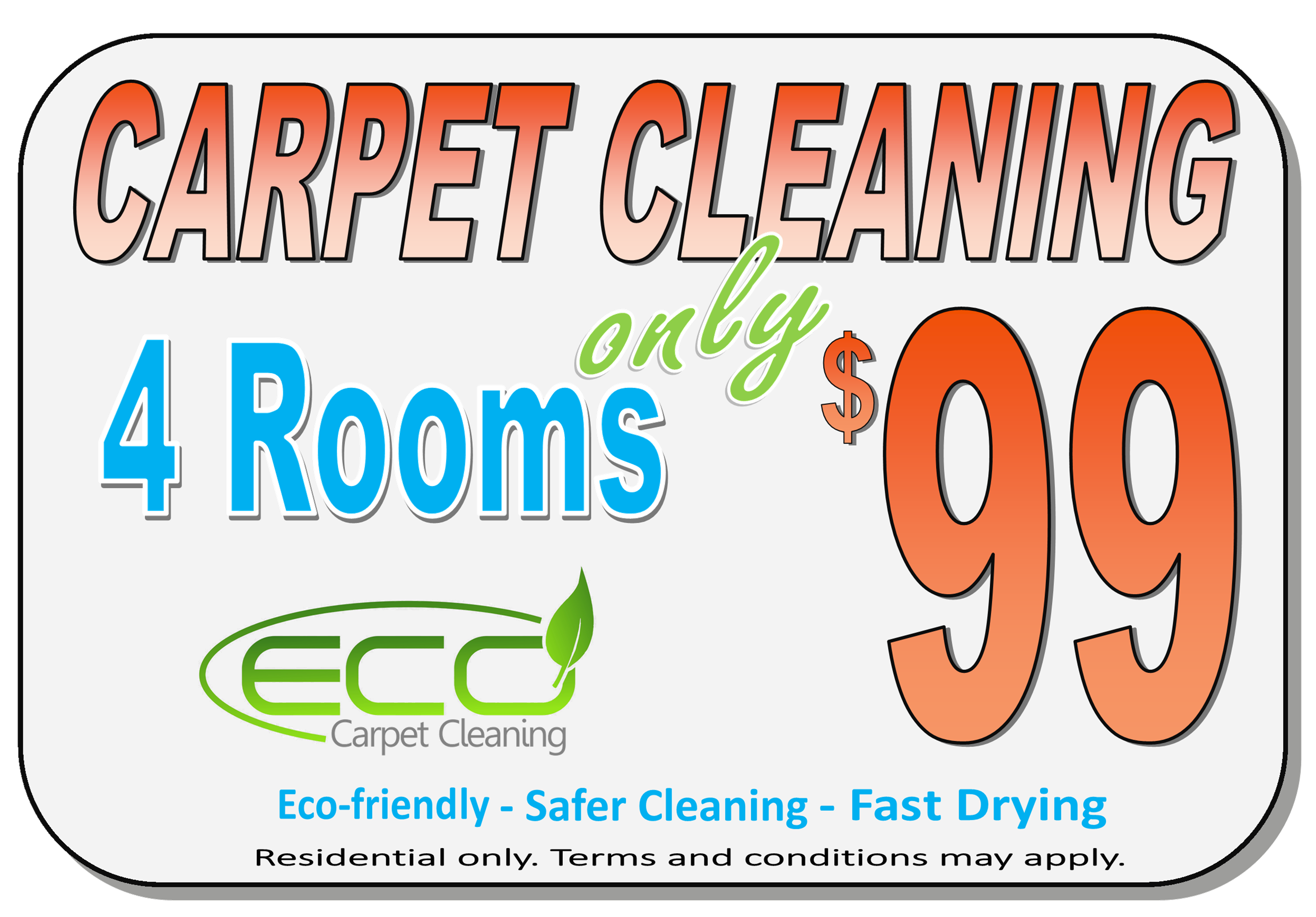 Carpet Cleaning Service Value