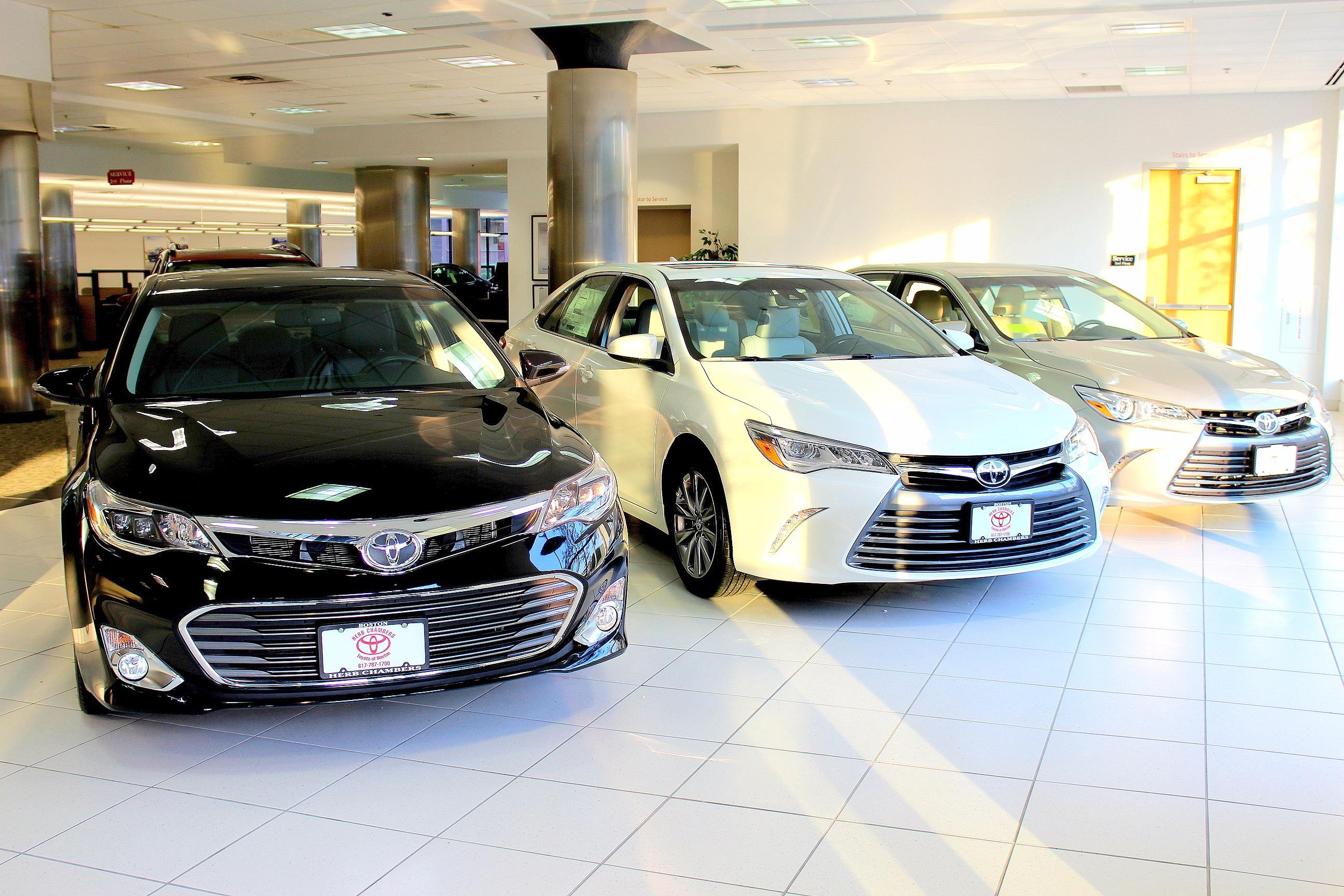 Herb Chambers Toyota Scion of Boston - Allston, MA