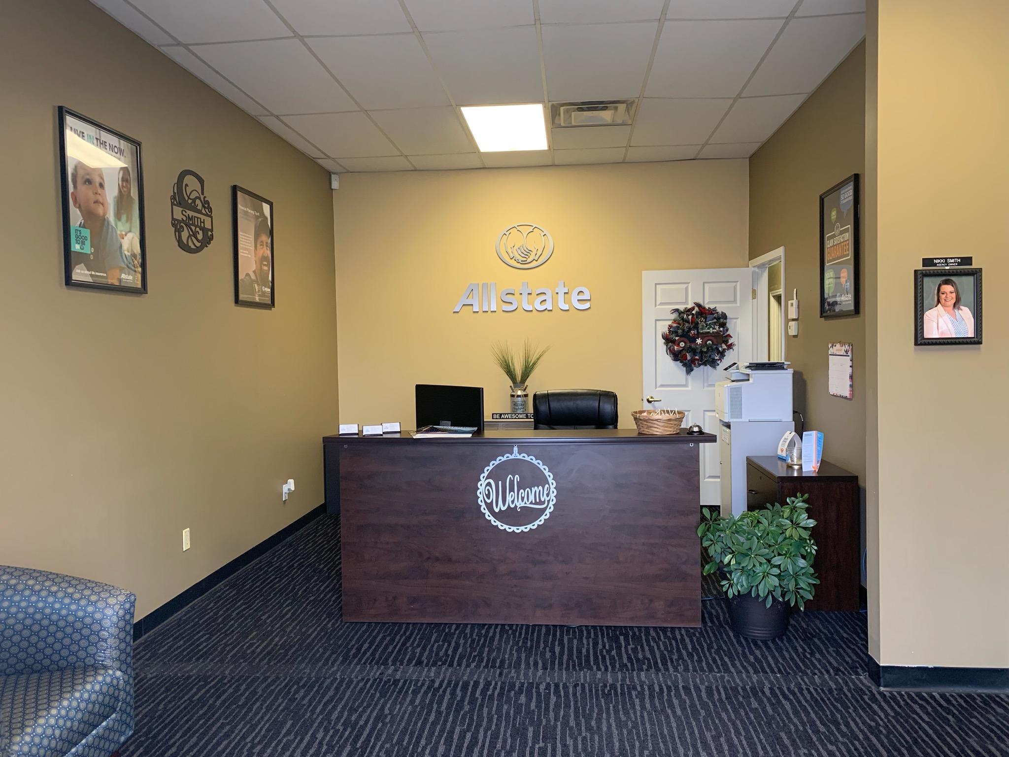 Allstate Insurance Agent: Nikki Smith image 1
