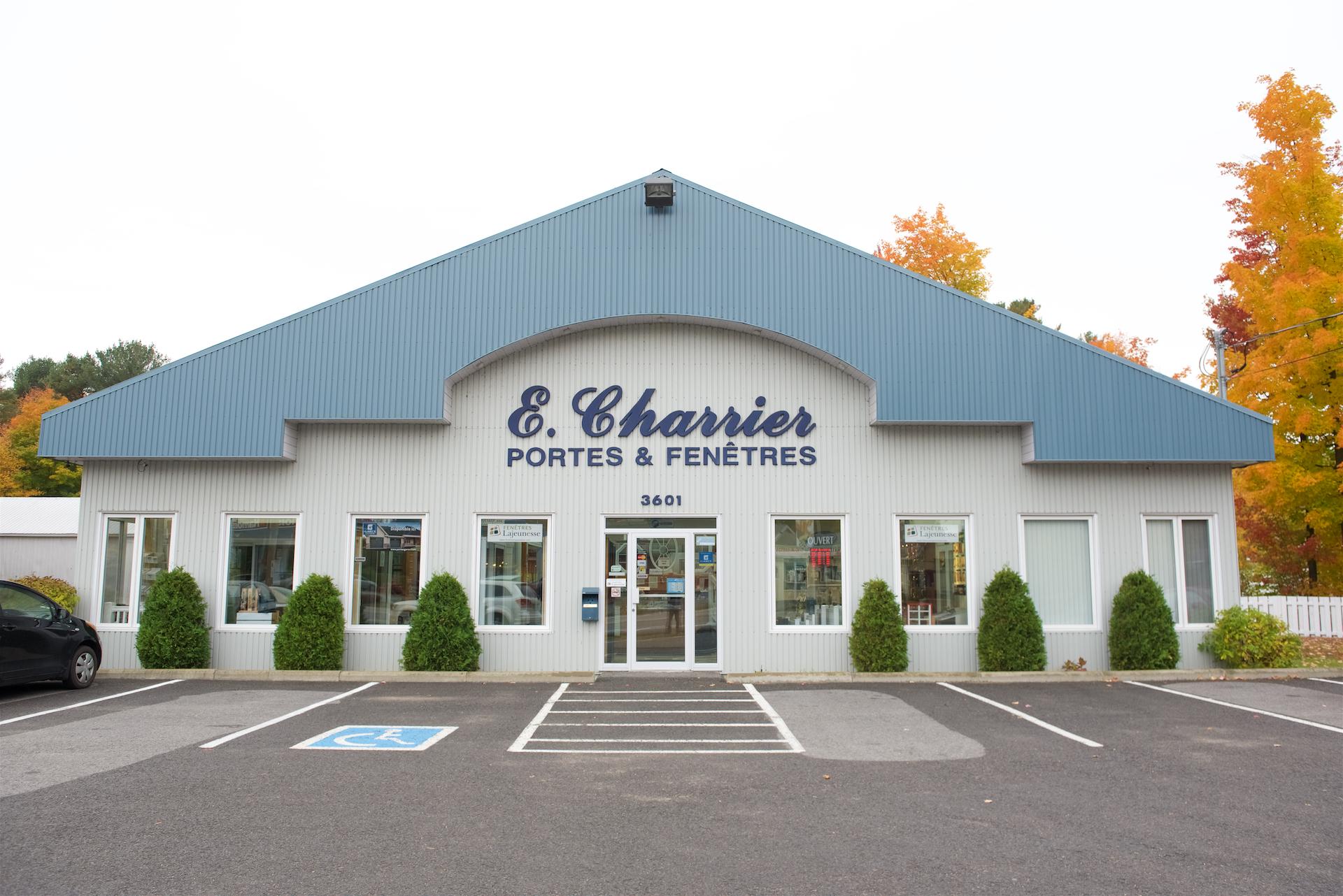 E.Charrier Inc à Saint-Ambroise-de-Kildare