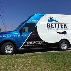 Better Heating and Air Conditioning