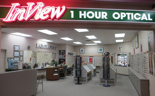 Inview Optical Inc in Salmon Arm