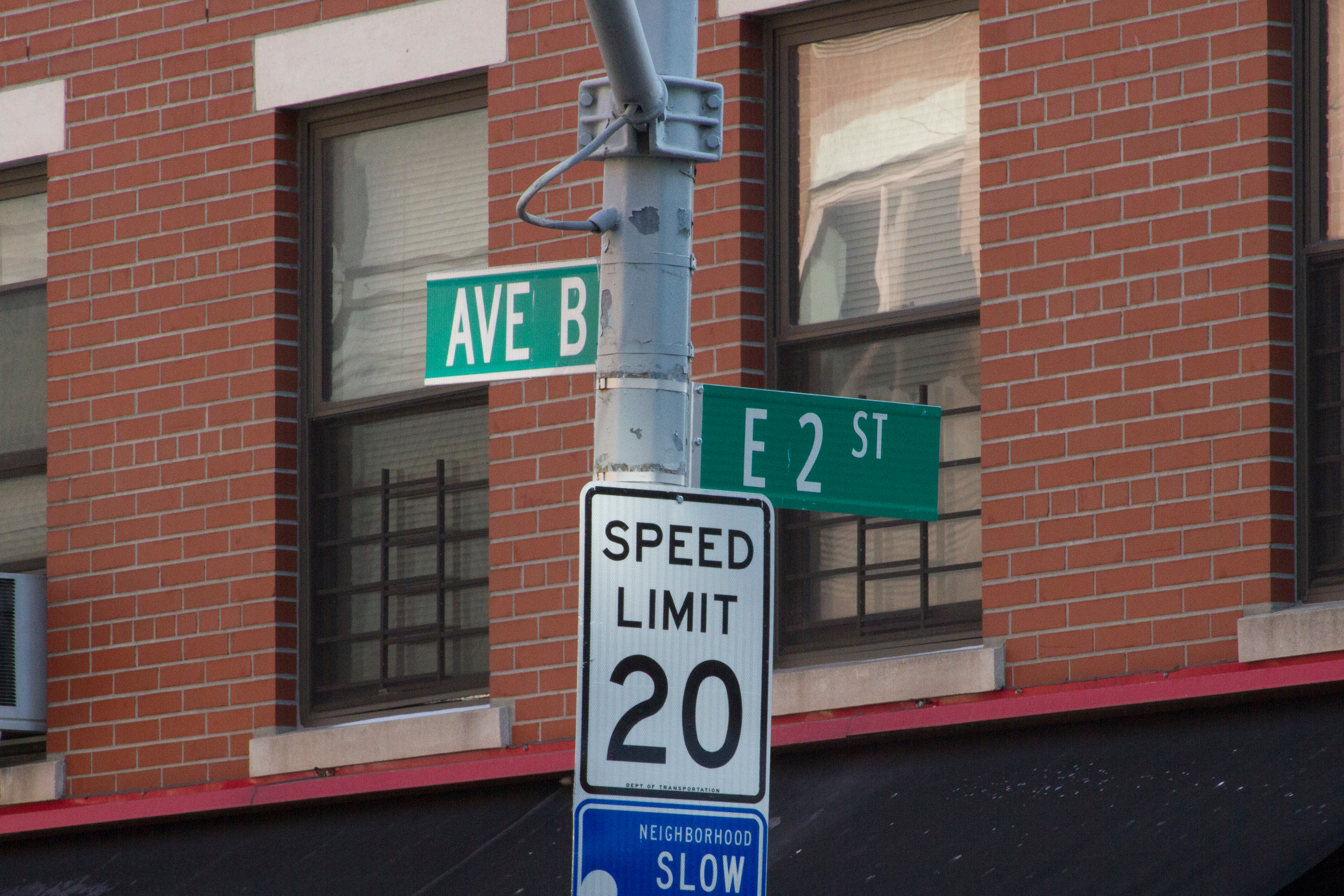 Shampoo Avenue B image 1