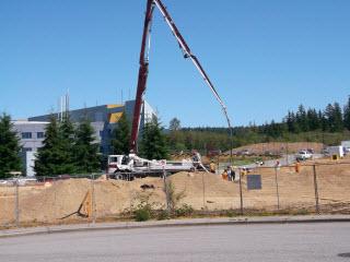 Adams Concrete Ltd in Powell River