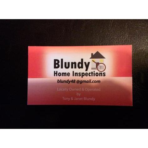 Home Inspector in MI Portland 48875 Blundy Home Inspections 10084 Peake Road  (517)626-4699