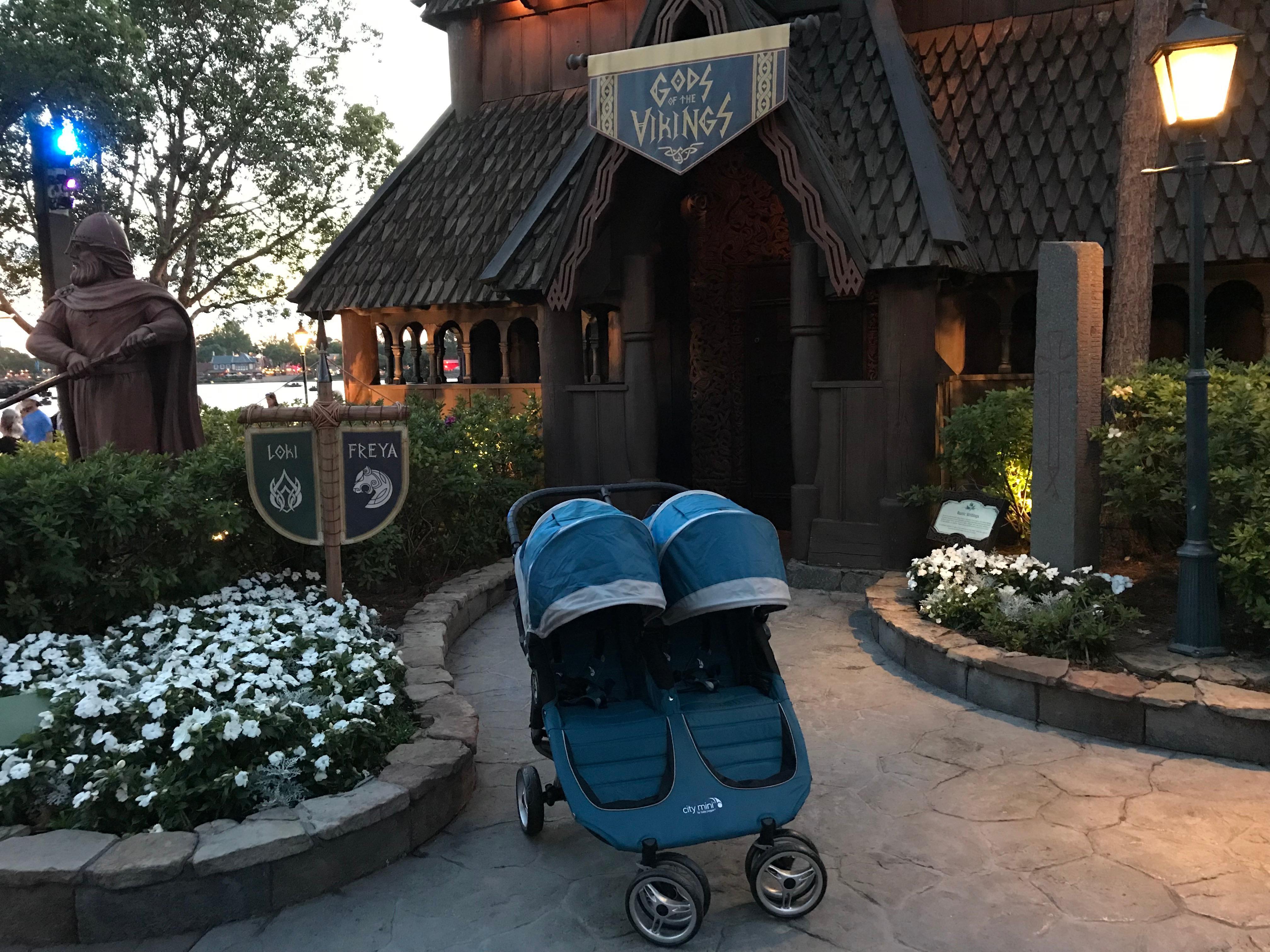 Stroller Rentals Disney image 25