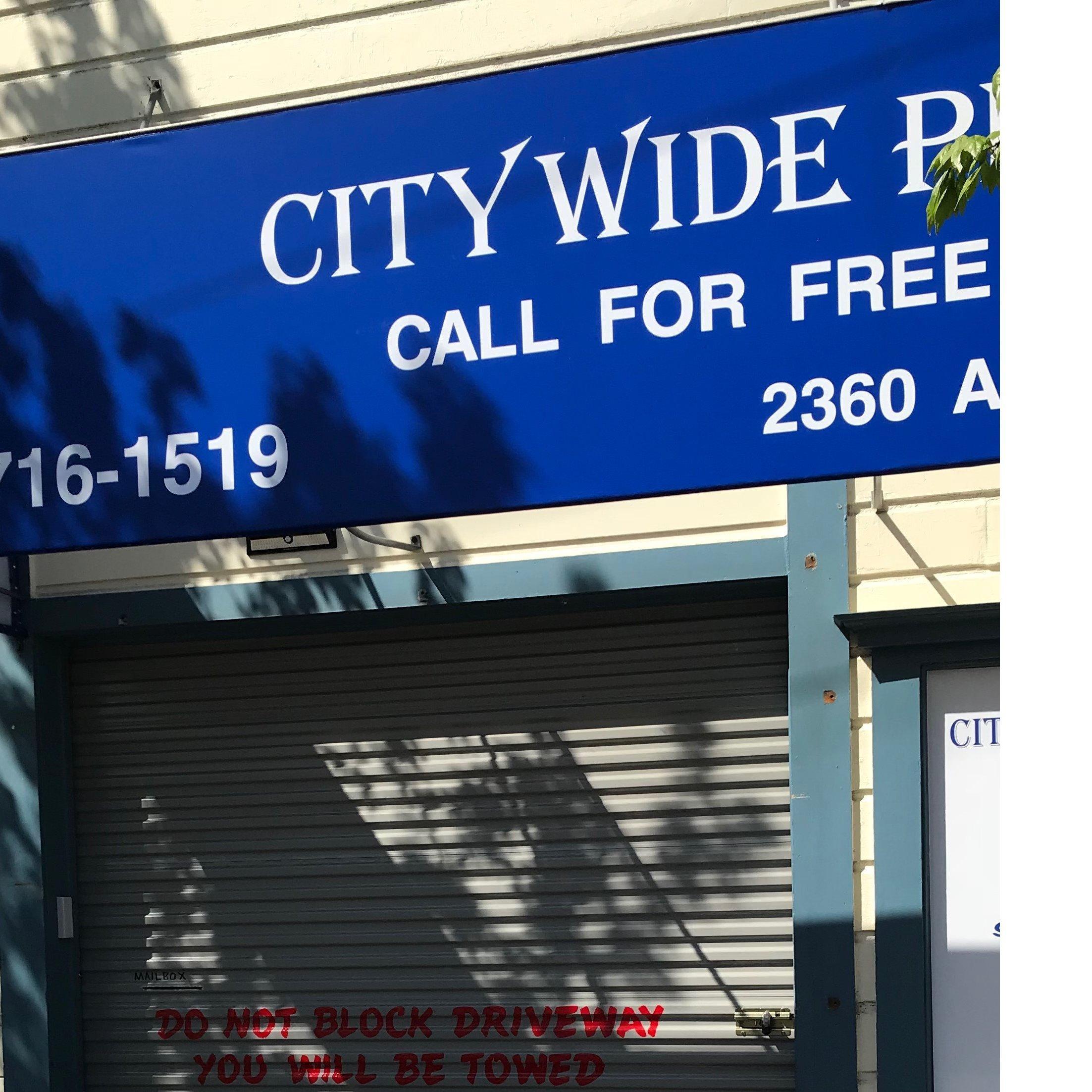 Citywide Plumbing