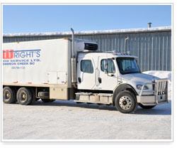 Wright's Food Service in Dawson Creek