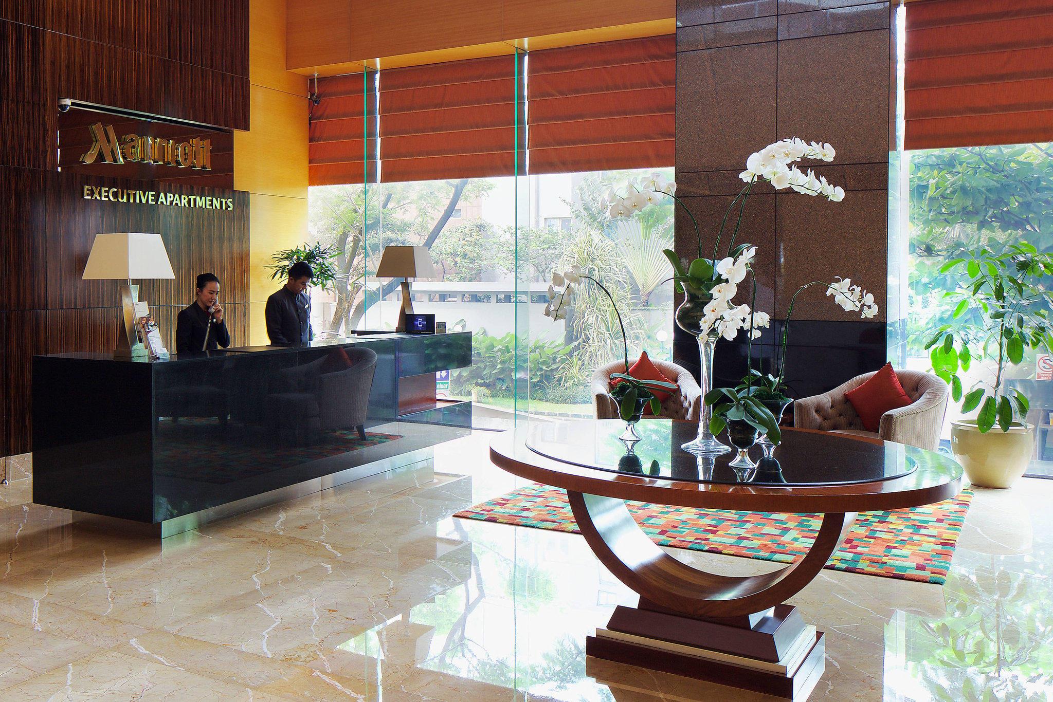 The Mayflower, Jakarta - Marriott Executive Apartments