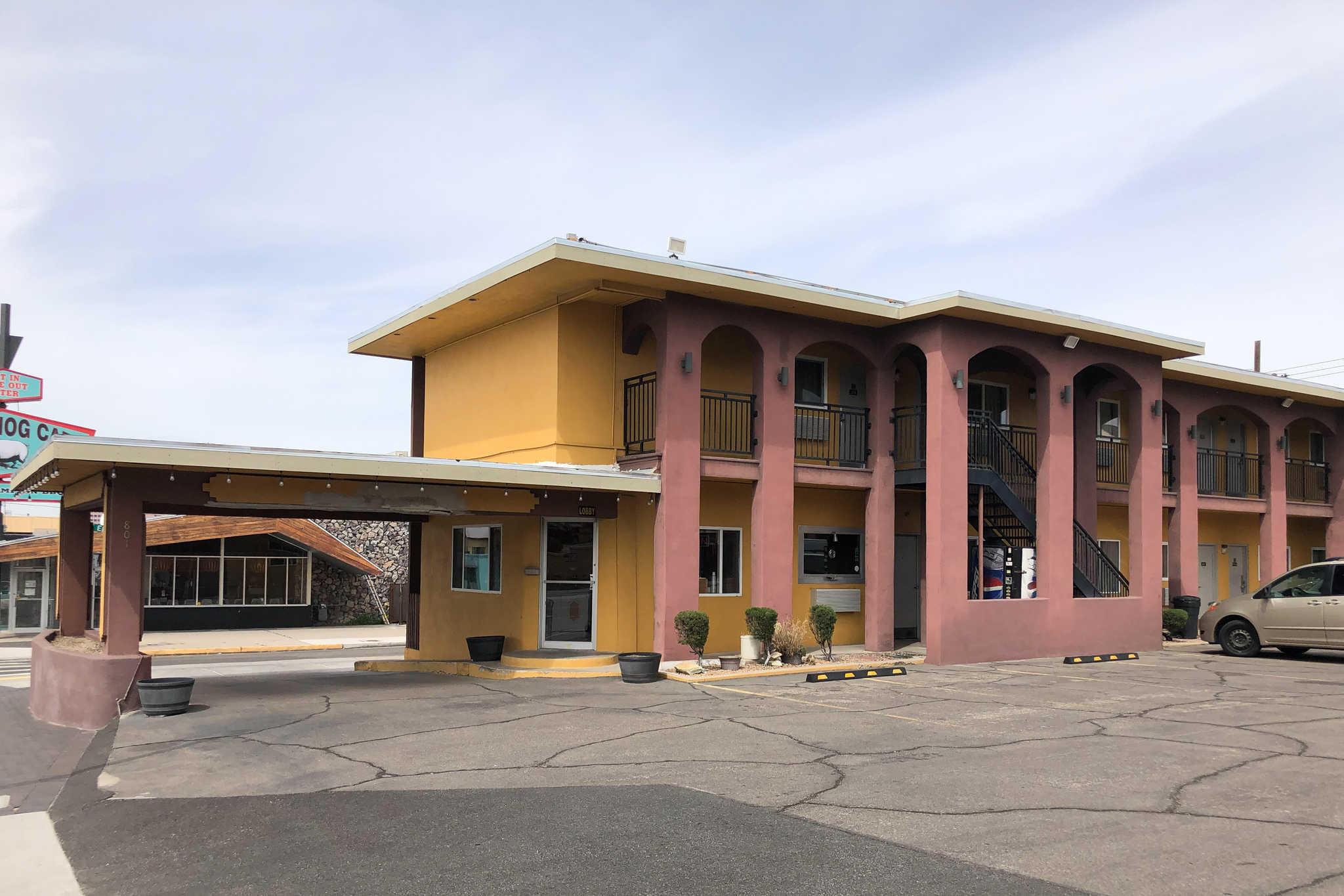 Rodeway Inn Albuquerque Downtown on Rt 66 image 0
