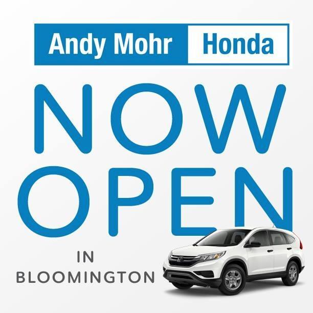 Andy Mohr Honda