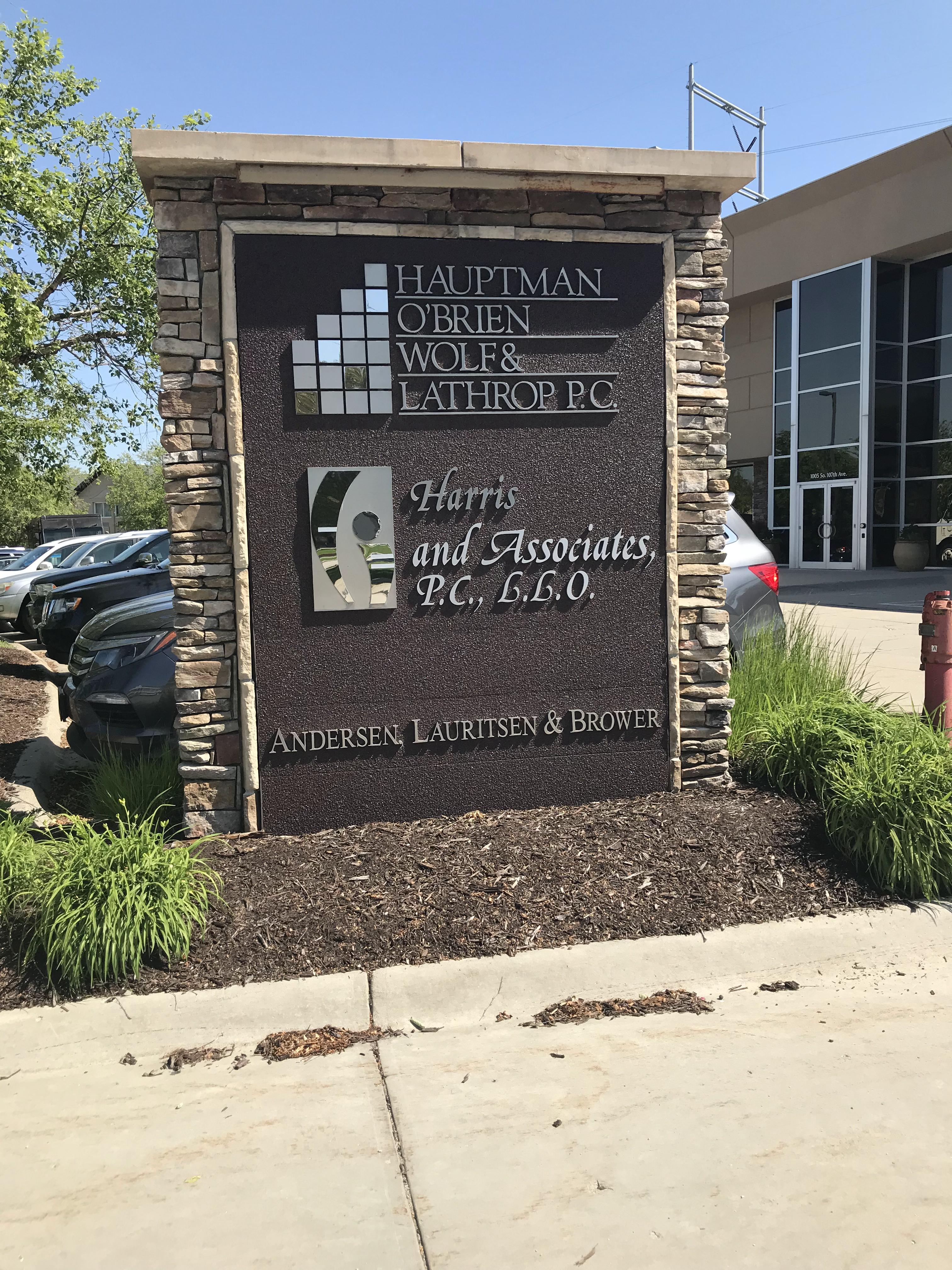 Harris & Associates, P.C., L.L.O
