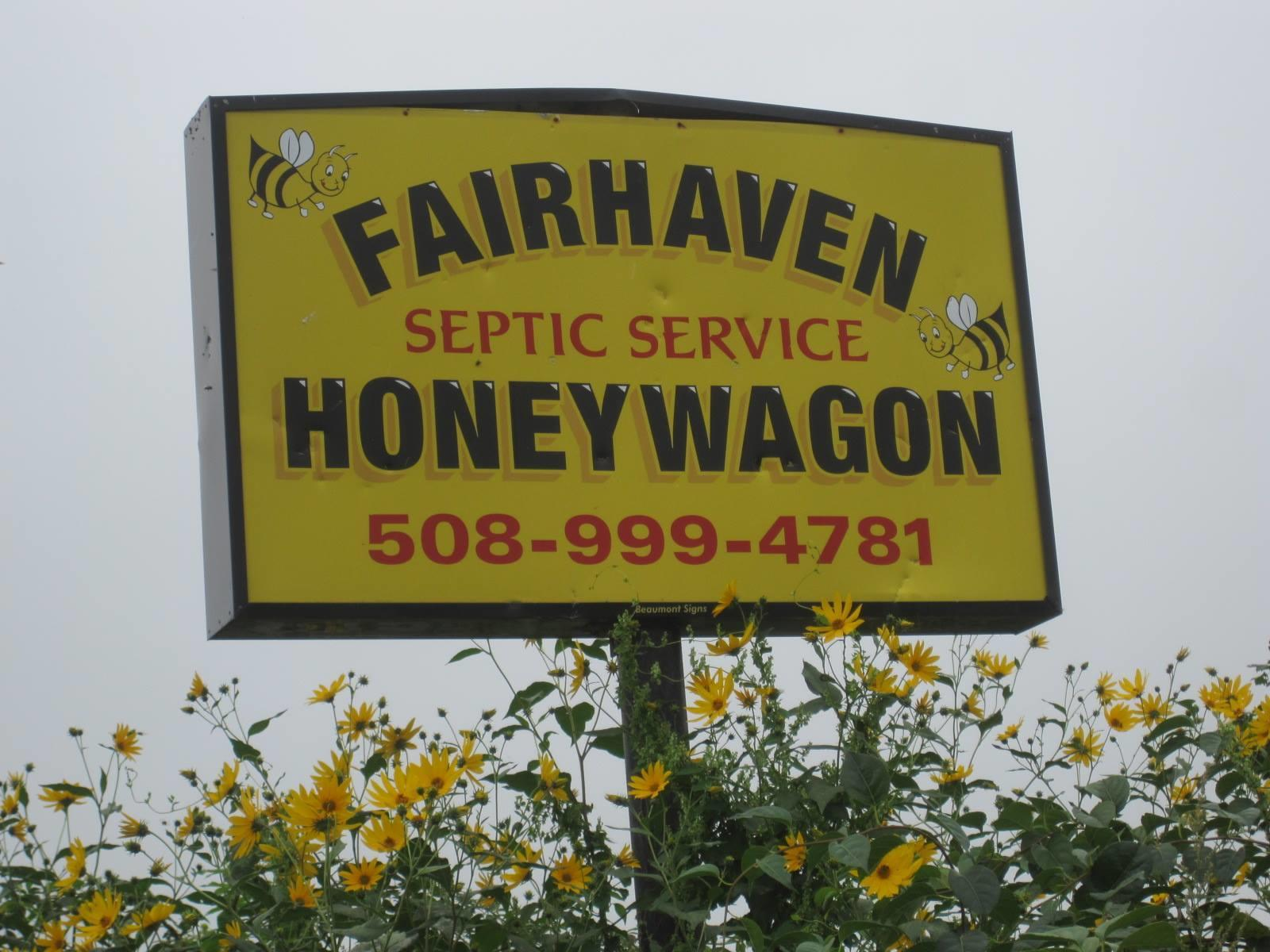 Fairhaven Honeywagon image 0
