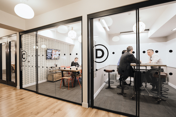 Wework soho medius house estate agents in west central w1f 8bh - Small office space london property ...