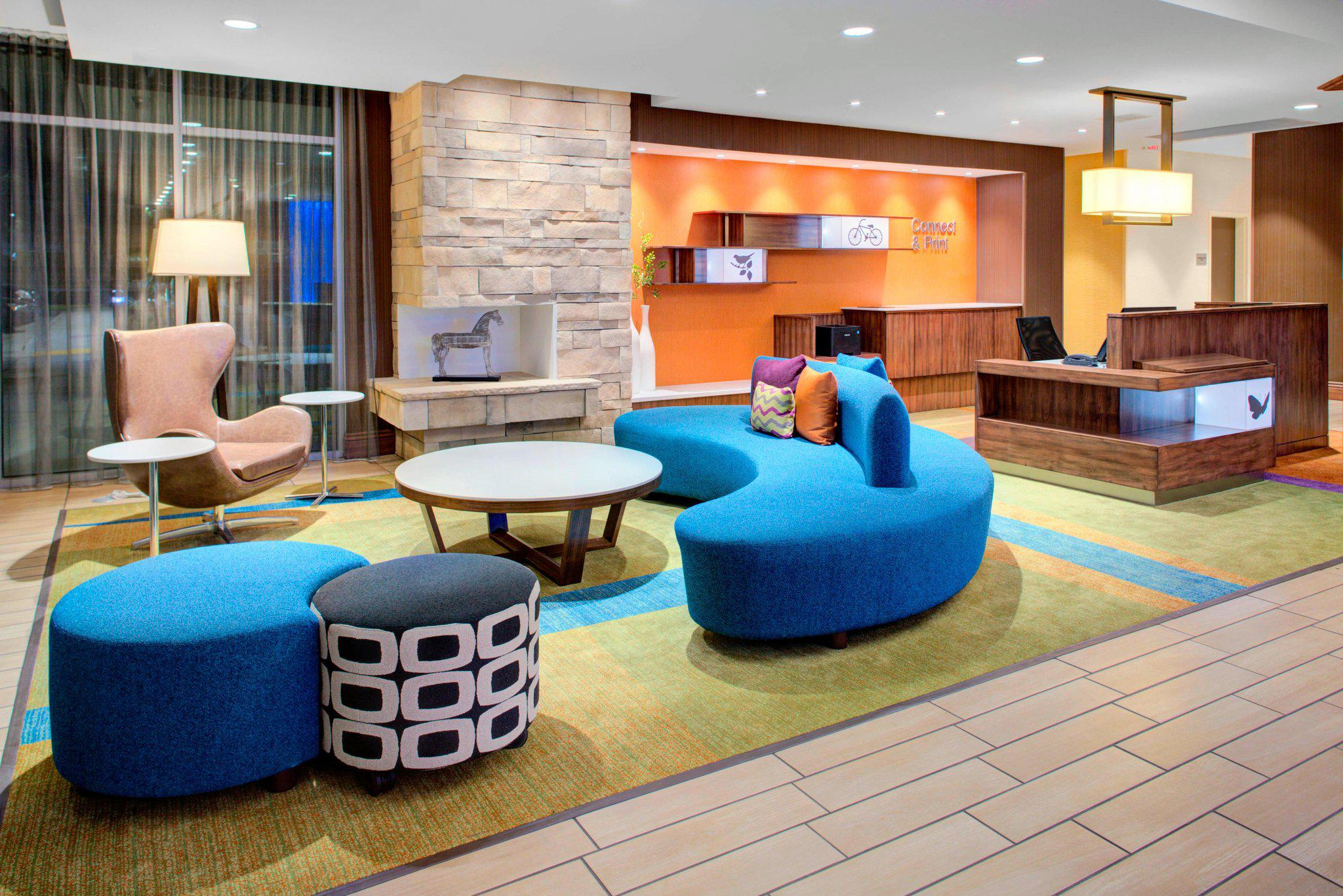 Fairfield Inn & Suites by Marriott Bakersfield North/Airport