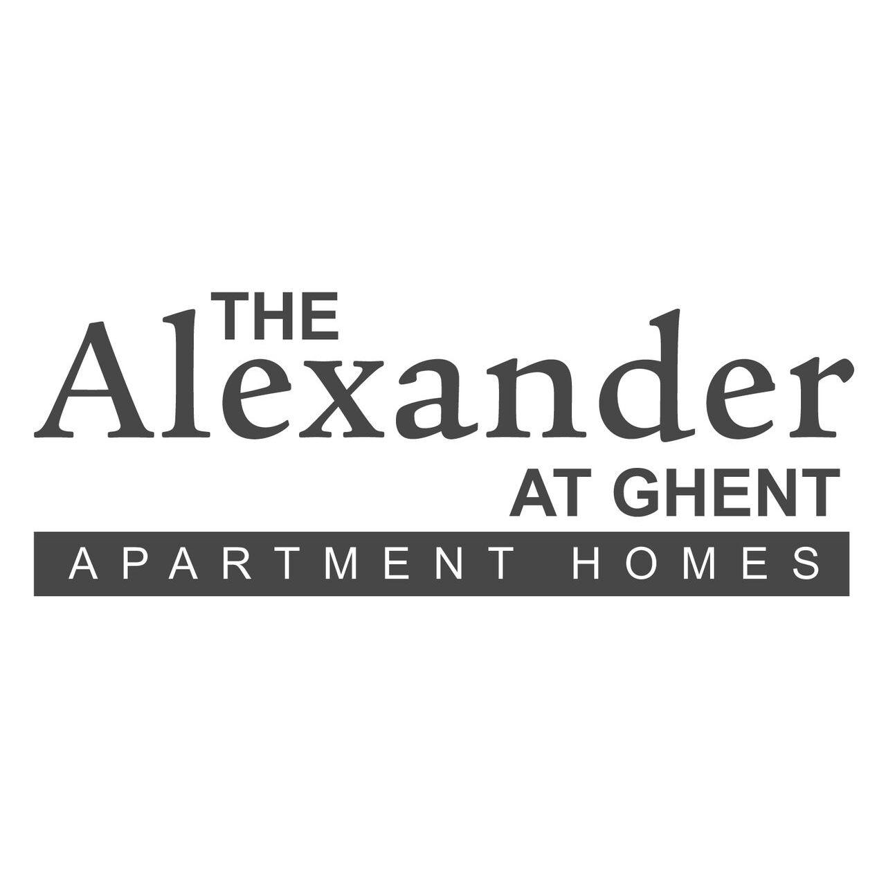The Alexander at Ghent Apartment Homes