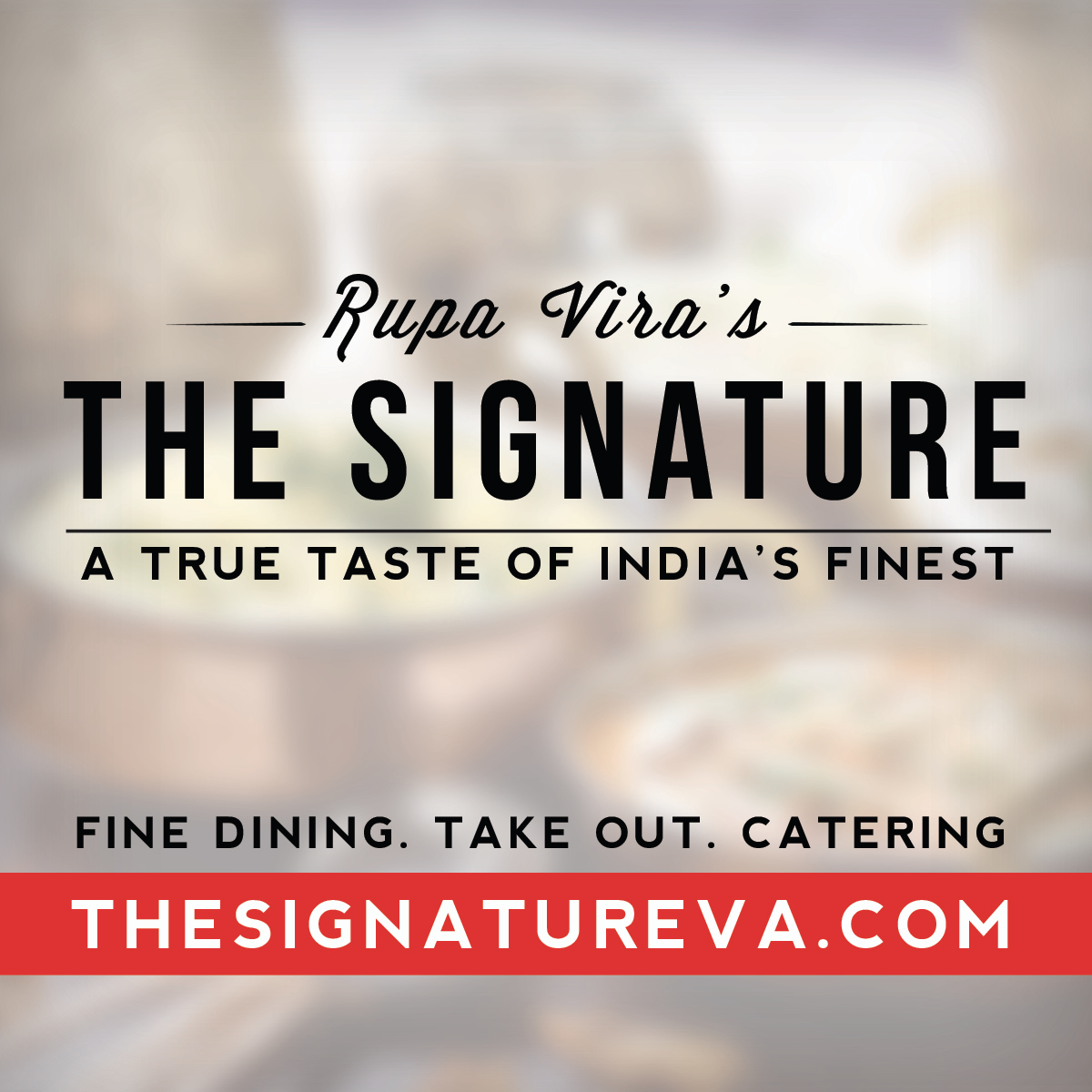 Rupa Vira's The Signature - Finest Indian Cuisine image 5