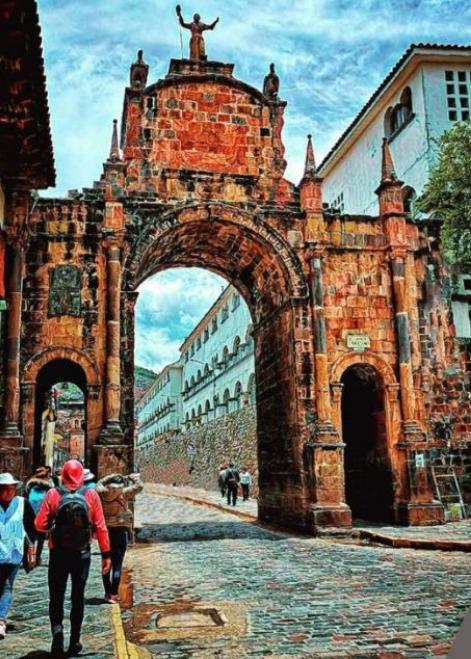 Inka Ways - Travel Consultants PERU