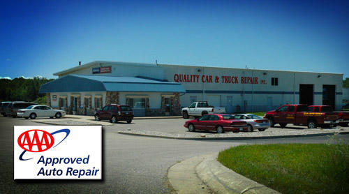 Quality Car And Truck Repair Big Rapids