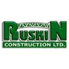Ruskin Construction Ltd in Mill Bay