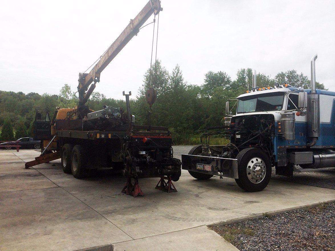 Bashore Truck service image 5