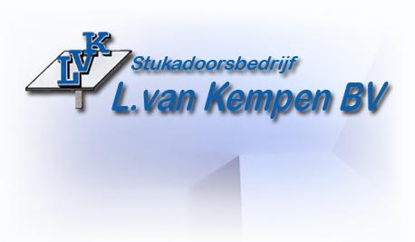 Kempen BV Stukadoorsbedrijf L van