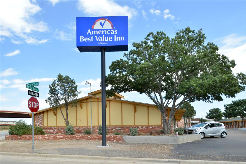 Americas Best Value Inn - Medical Center / Lubbock image 0