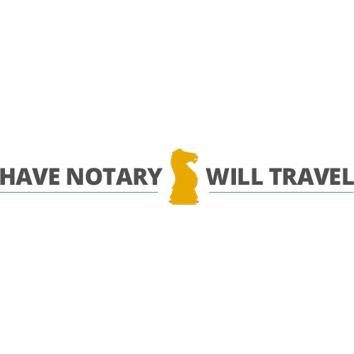 Have Notary Will Travel