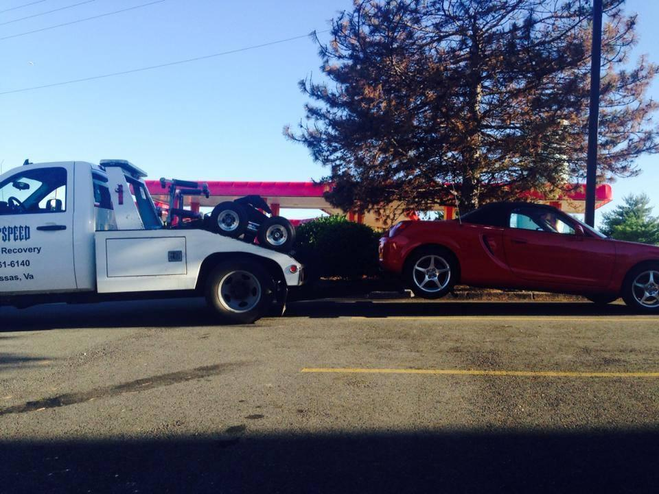 Lightspeed Towing & Recovery