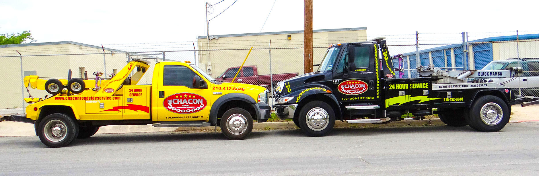 Chacon Towing & Roadside Assistance image 3