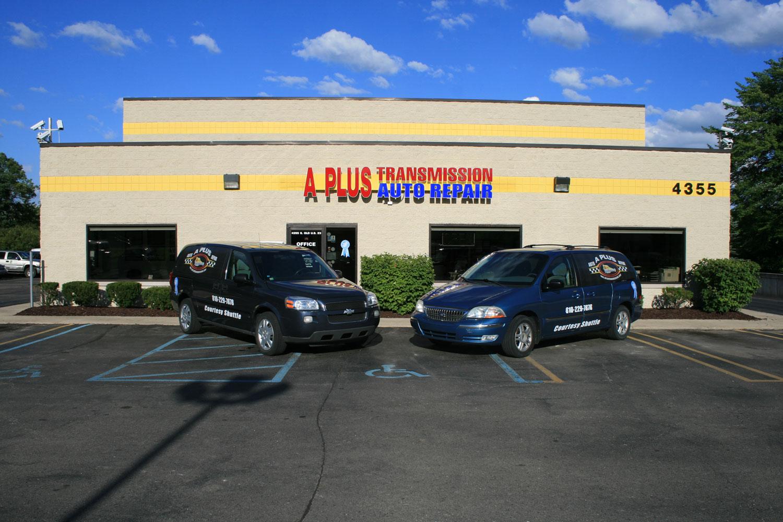 A Plus Transmission & Auto Repair image 2