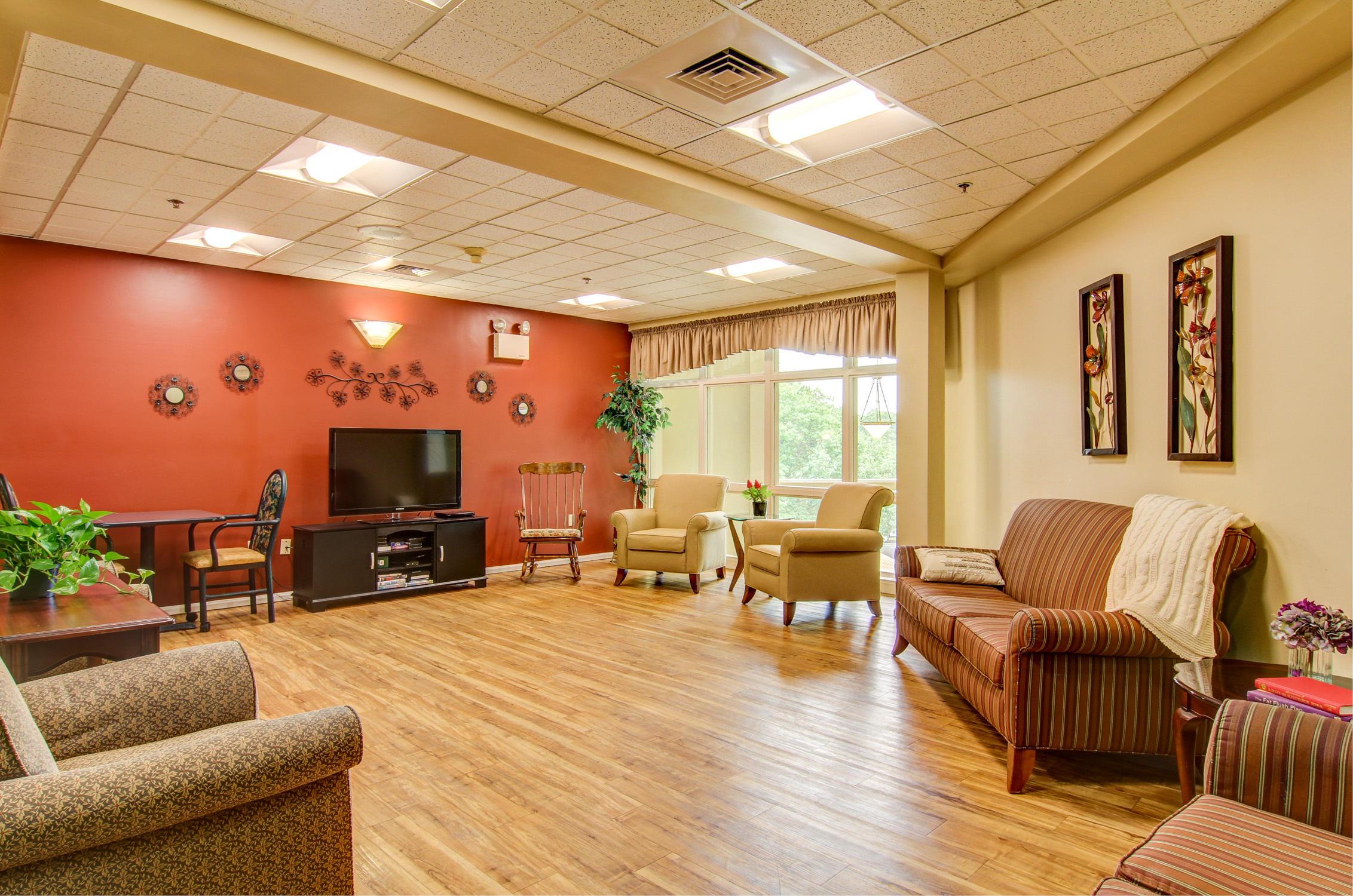 Richmond Terrace Retirement Center