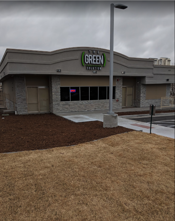 The Green Solution Recreational Marijuana Dispensary image 8