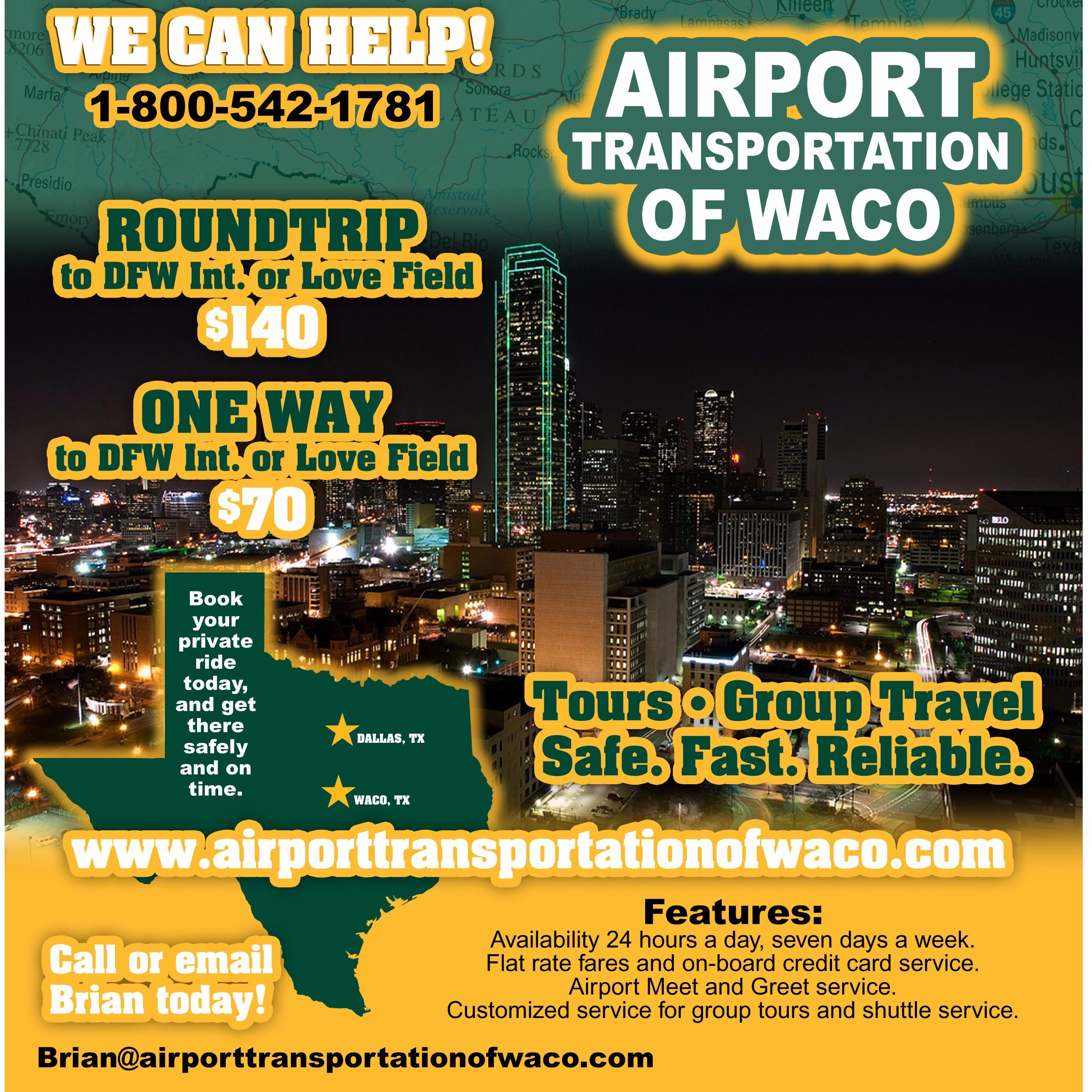 Airport Transportation of Waco
