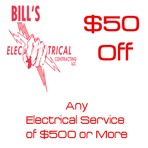 Bill's Electrical Contracting LLC image 2