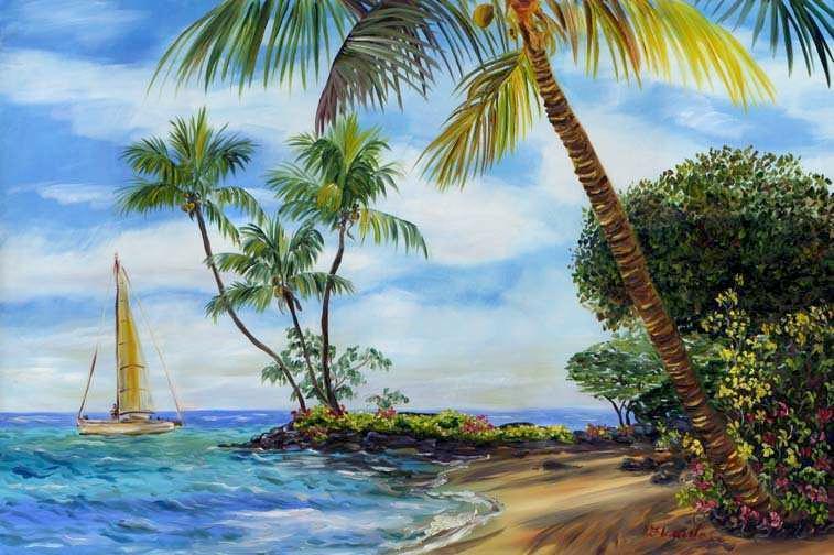 Aloha Wood Art By The Le Family image 2