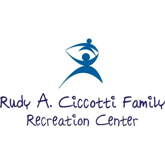 Rudy. A Ciccotti Family Recreation Center