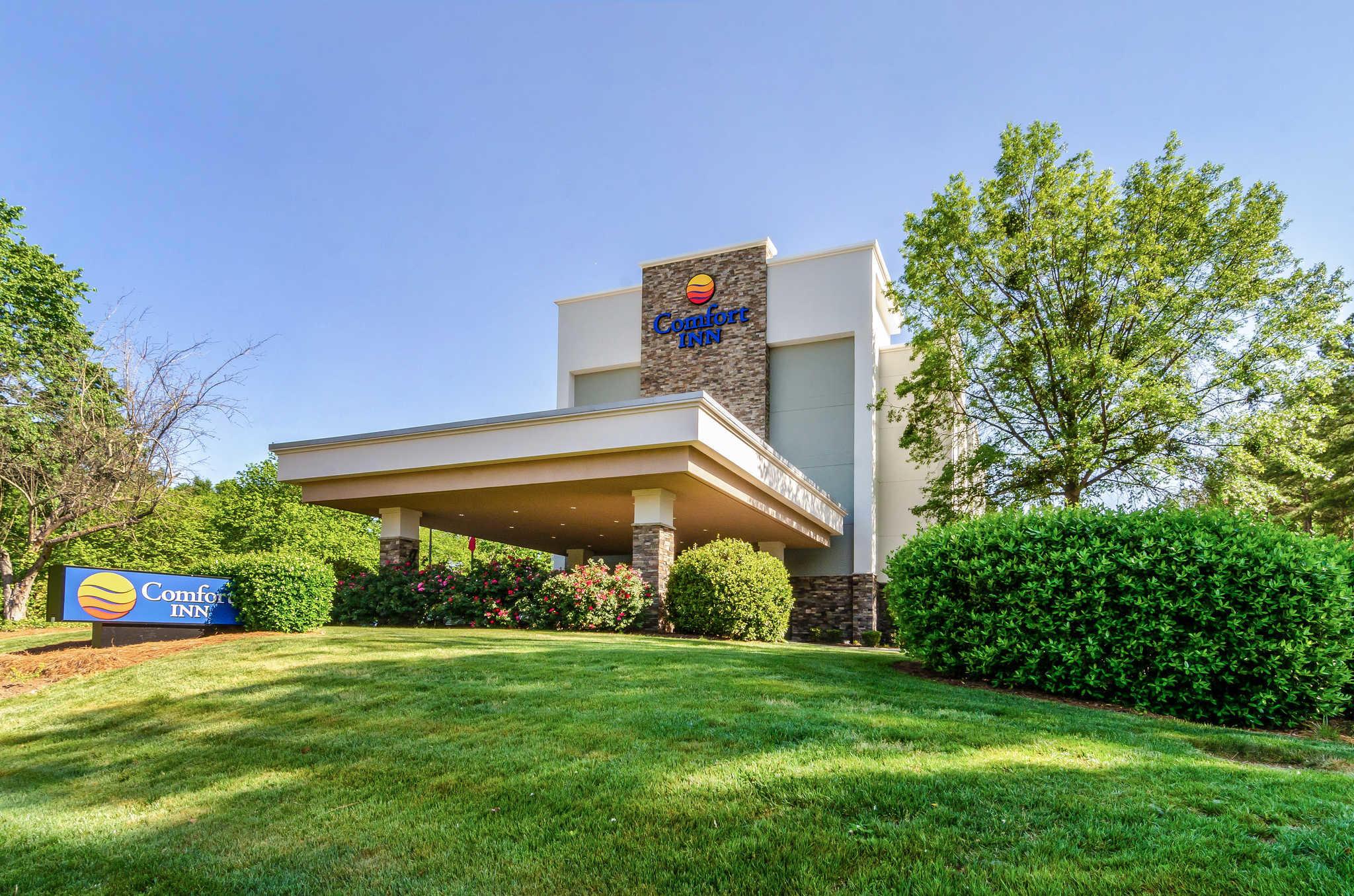 Comfort Inn Raleigh Midtown image 0