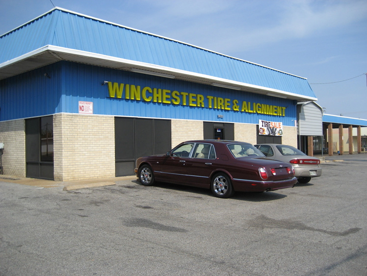 winchester tire alignment coupons    memphis coupons