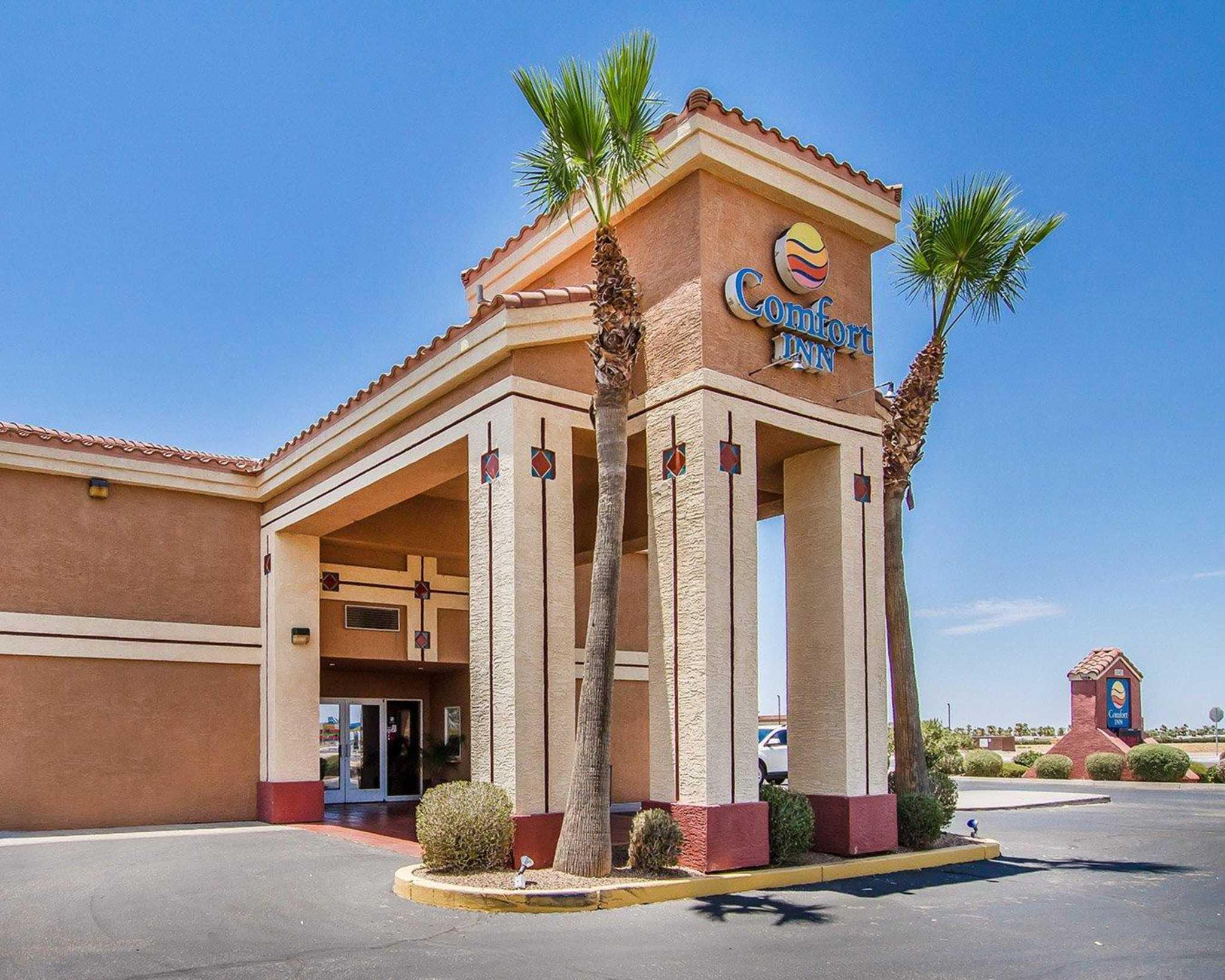Comfort Inn Casa Grande Az Business Directory