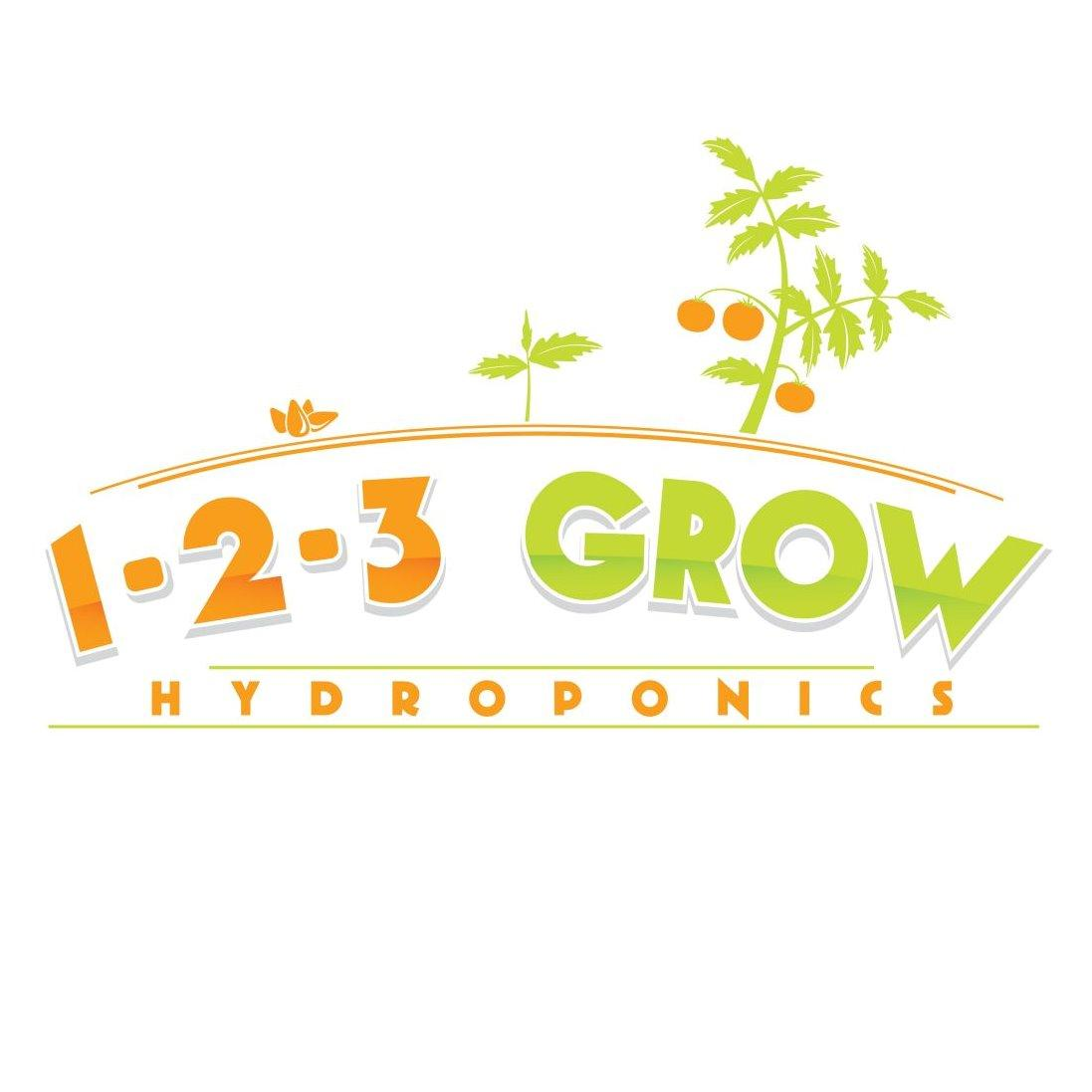 1 2 3 Grow Hydroponics - All the Supplies you Need to Keep your Garden Green