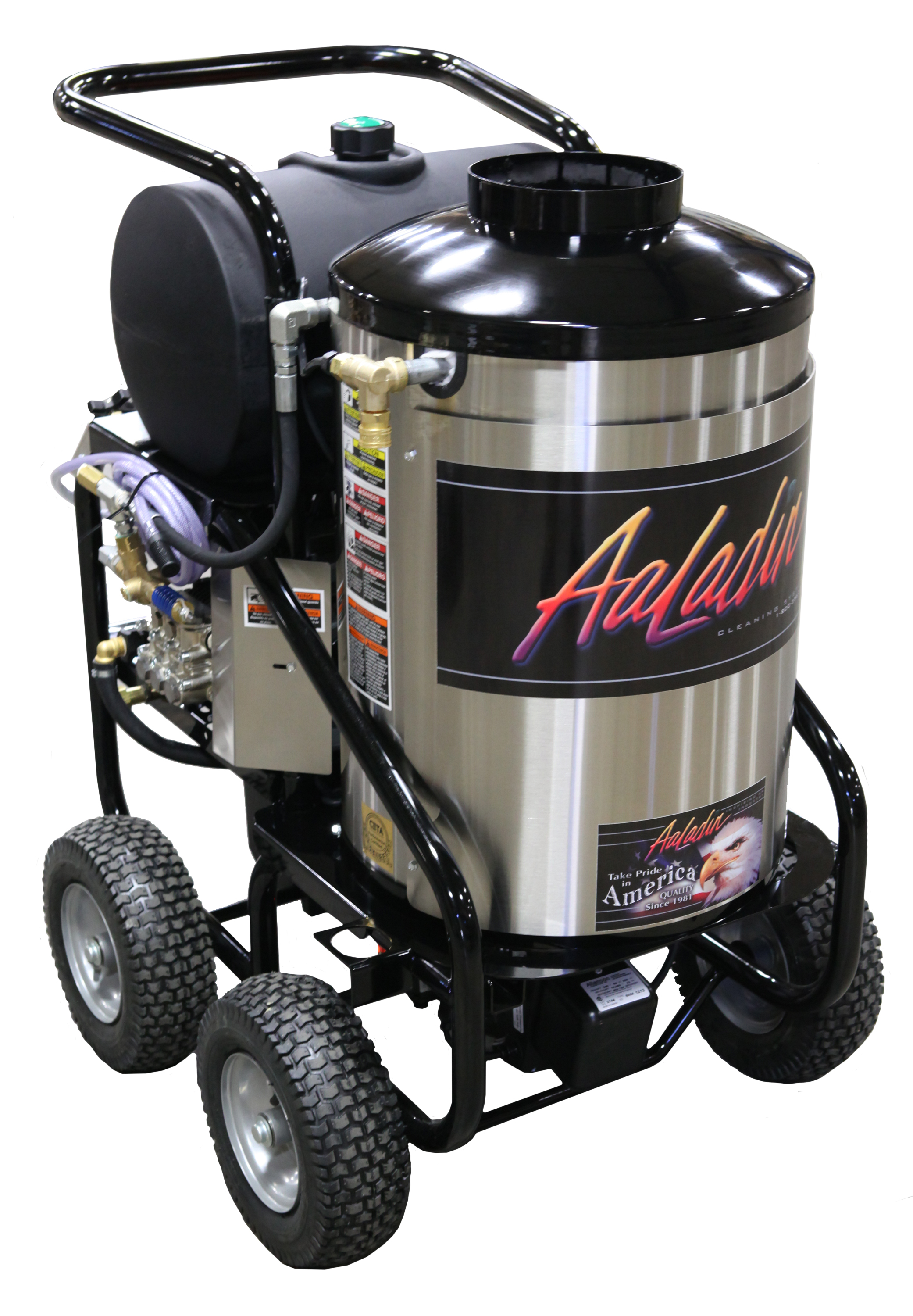 Aaladin Central Total Pressure Washer Supply image 5