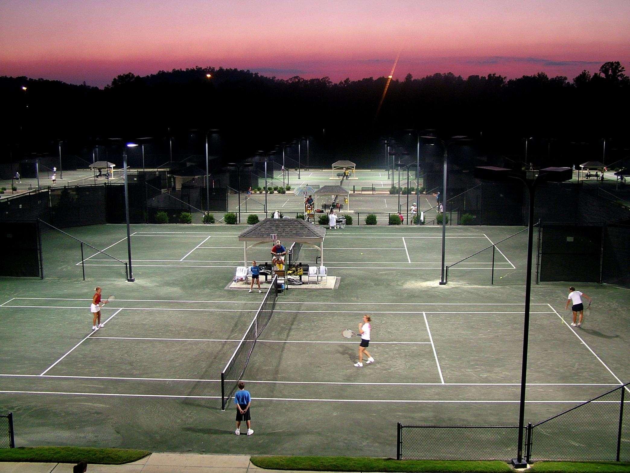 Pelham Racquet Club II