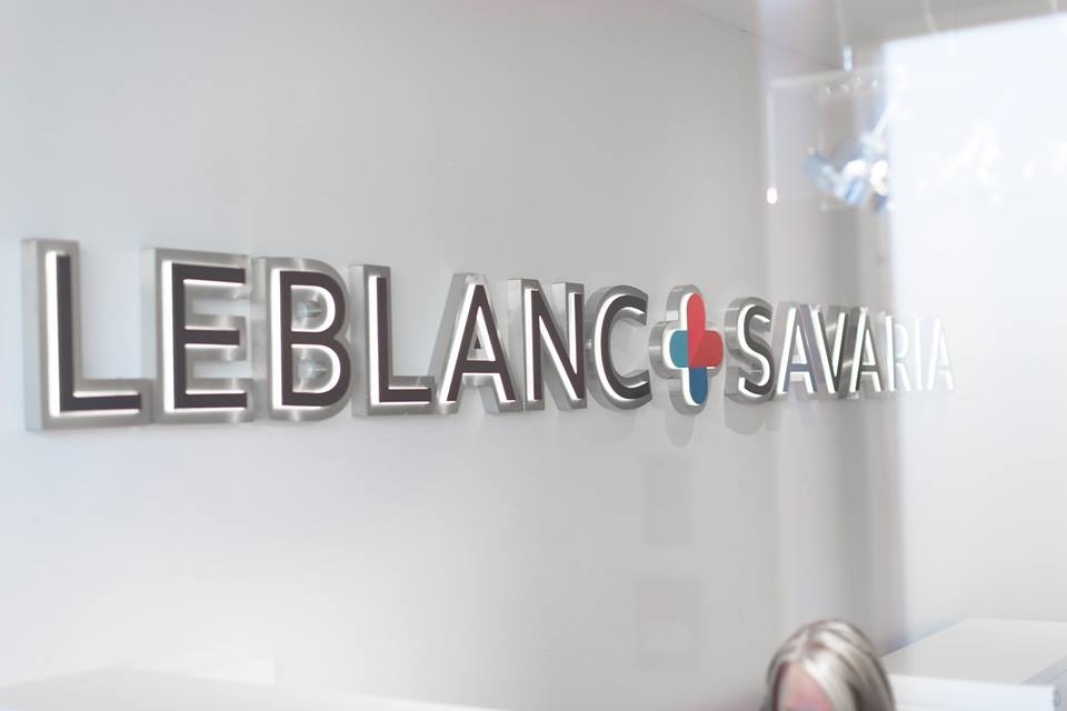 Clinique LeBlanc + Savaria à Blainville