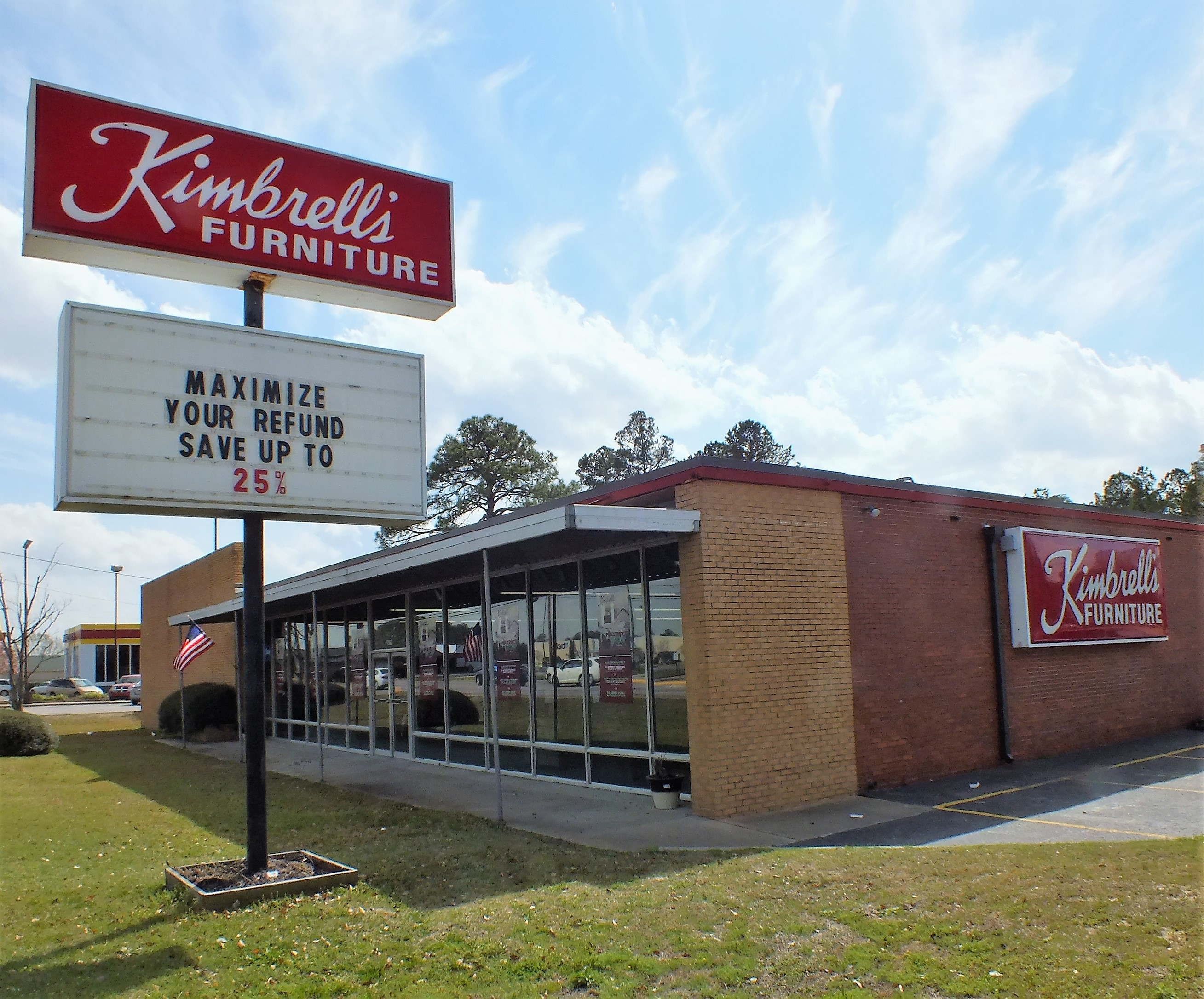 Kimbrell 39 S Furniture In Sumter Sc 803 934 0