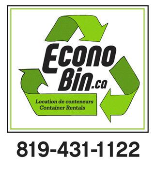 Container Rentals Econobin Gatineau