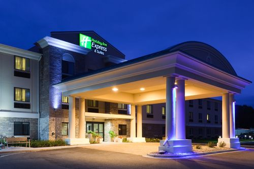 Holiday Inn Express & Suites Madison-Verona - ad image