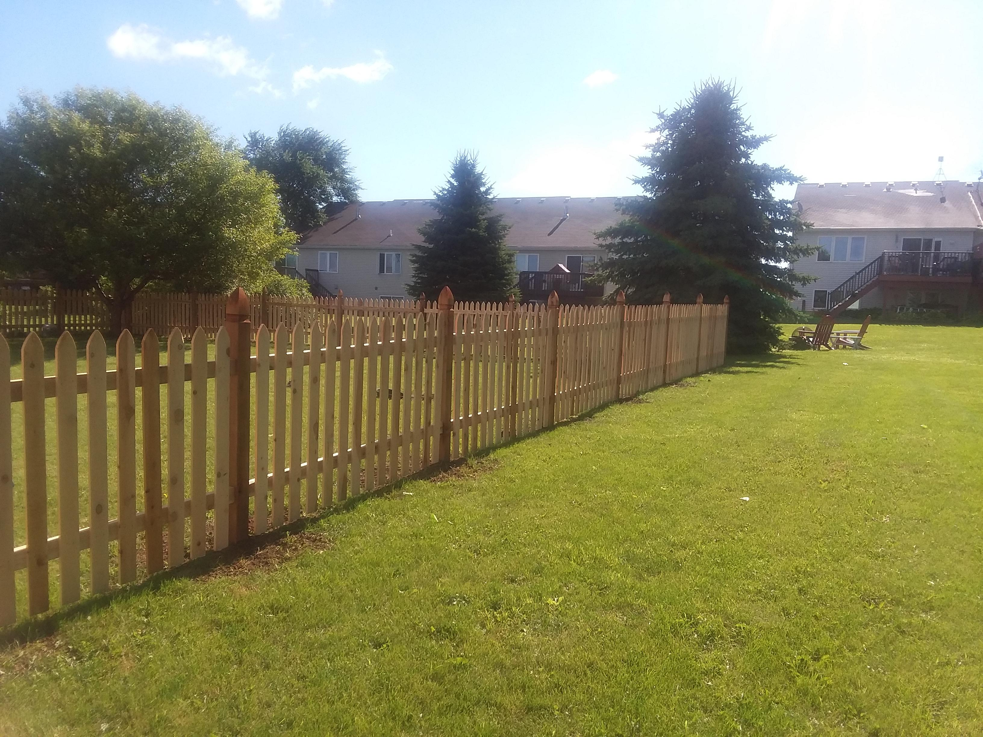 Ideal Fence of Madison Ltd in Cottage Grove, WI, photo #16