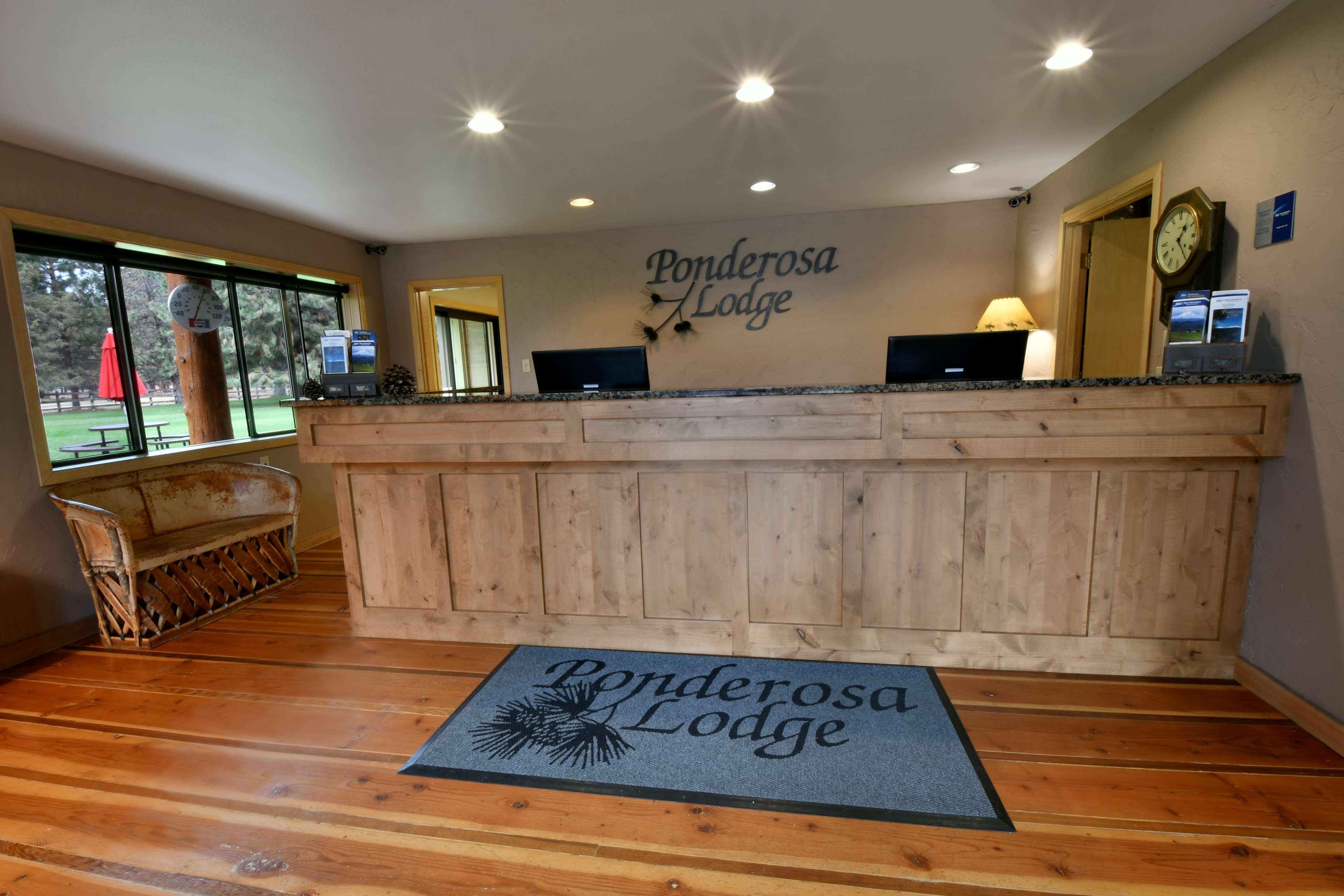 Best Western Ponderosa Lodge image 9