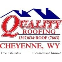 Quality Roofing Wyoming